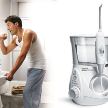 Review Waterpik Whitening Professional WF-05 en Waterpik WP-660