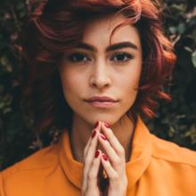 verzorgen van rood haar