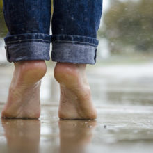 voetschimmel, zwemmerseczeem en kalknagels behandelen