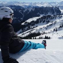 zonnebrand-wintersport