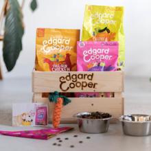 plantaardig hondenvoer Edgard & Cooper